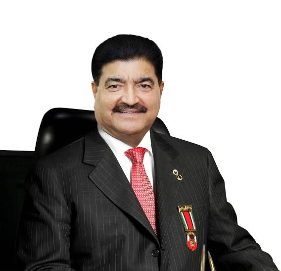 Dr. B R Shetty